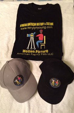 American Frenzy Film T-Shirt And Hat Collection