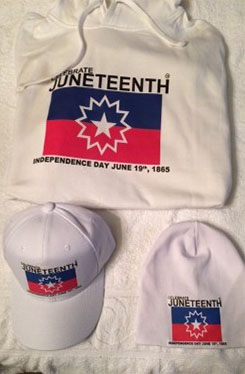 Celebrate Juneteenth Hoody Collection